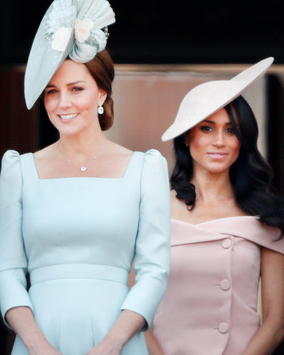 ESC: Kate Middleton, Meghan Markle